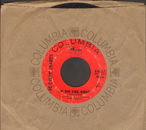 Cryan' Shames - Up On The Roof/The Sailing Ship (with Columbia company sleeve) - VG7/ - 45 rpm Records