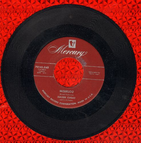 Cugat, Xavier - Misirlou/La Hora  - EX8/ - 45 rpm Records