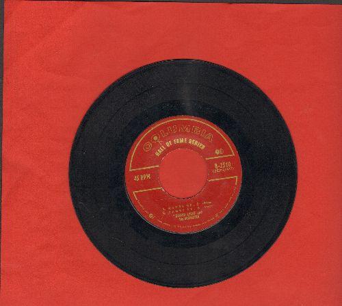 Cugat, Xavier & His Orchestra - Mambo No. 5/Mambo No. 8/Come To The Mardi Gras/Miami Beach Rhumba (Vinyl EP record, NO picture cover) - EX8/ - 45 rpm Records