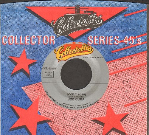 Cuba, Joe - Sock It To Me/Bang! Bang! (double-hit re-issue with Collectables company sleeve) - NM9/ - 45 rpm Records