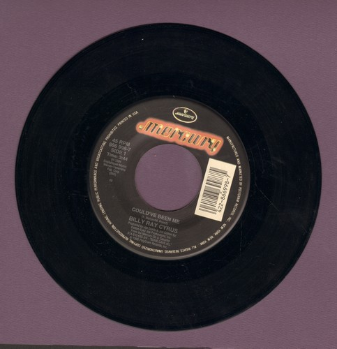 Cyrus, Billy Ray - Could've Been Me/I'm So Miserable - EX8/ - 45 rpm Records