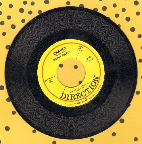 Darin, Bobby - Change/Long Line Rider - NM9/ - 45 rpm Records