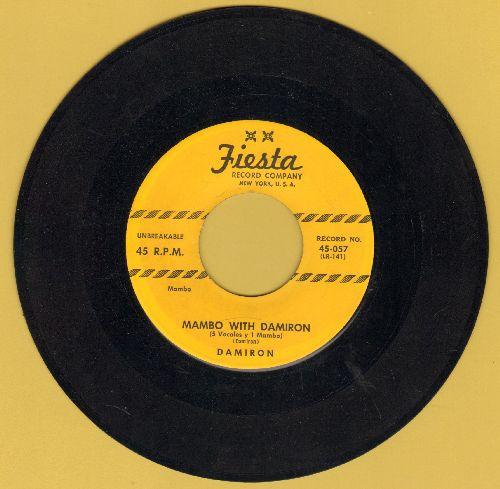 Damiron - Mambo With Dimaron/Mambengue - NM9/ - 45 rpm Records