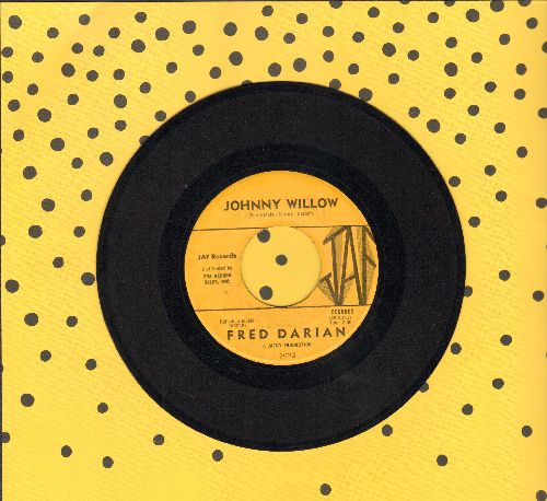 Darian, Fred - Strong Man/Johnny Willow - EX8/ - 45 rpm Records