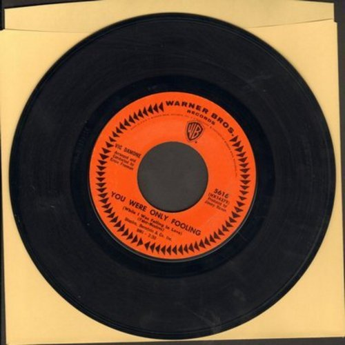Damone, Vic - You Were Only Fooling/Please Help Me, I'm Falling - NM9/ - 45 rpm Records