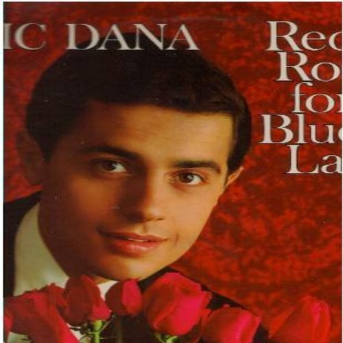 Dana, Vic - Red Roses For A Blue Lady: I'll See You In My Dreams, I'm In The Mood For Love, I'll Be Seing You, It Had To Be You (Vinyl STEREO LP record) - EX8/EX8 - LP Records