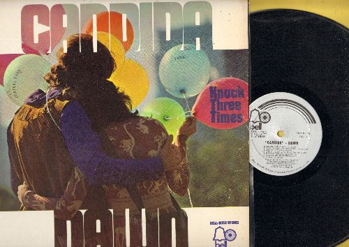 Dawn - Candida: Knock Three Times, Up On The Roof, California In My Mind, Rainy Day Man (Vinyl STEREO LP record) - EX8/EX8 - LP Records