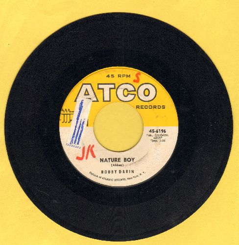 Darin, Bobby - Nature Boy/Look For True Love (sol) - EX8/ - 45 rpm Records