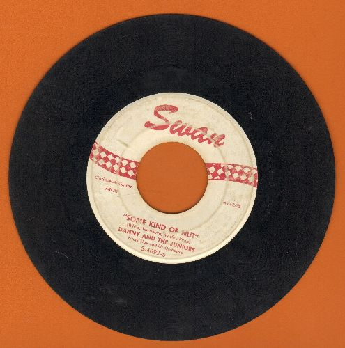 Danny & The Juniors - Twistin' All Night Long/Some King Of Nut - VG6/ - 45 rpm Records