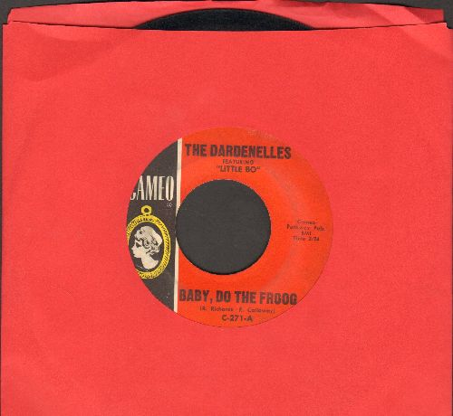Dardenelles - Baby, Do The Froog/Alright - VG7/ - 45 rpm Records