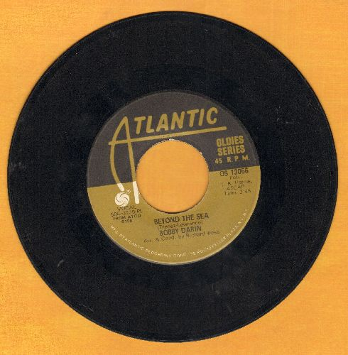 Darin, Bobby - Beyond The Sea/Mack The Knife (double-hit re-issue) - VG6/ - 45 rpm Records