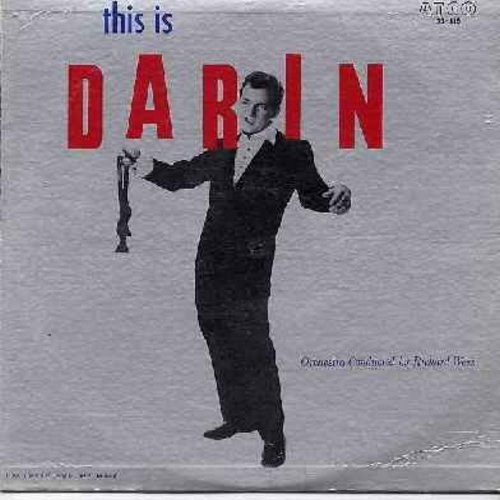 Darin, Bobby - This Is Darin: Clementine, Don't Dream Of Anybody But Me, Guys And Dolls, Pete Kelly's Blues, I Can't Give You Anything But Love (vinyl LP record, yellow harp label) - NM9/EX8 - LP Records