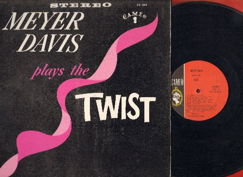 Davis, Meyer - Meyer Davis Plays The Twist: Mack The Knife, Let's Twist Again, Sway, Rock Around The Clock, I Can't Give You Anything But Love baby (Vinyl STEREO LP record) - EX8/EX8 - LP Records