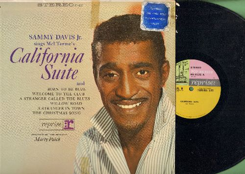 Davis, Sammy Jr. - California Suite: Born To Be Blue, Welcome To The Club, The Christmas Song,Willow Road (Vinyl STEREO LP record) - NM9/EX8 - LP Records