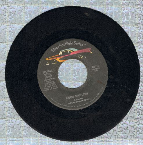 Davis, Spencer Group - Gimme Some Lovin'/Keep On Running (double-hit re-issue) - NM9/ - 45 rpm Records