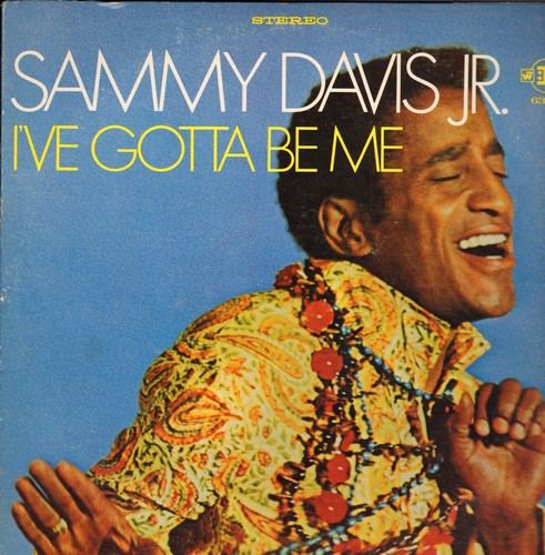 Davis, Sammy Jr. - I've Gotta Be Me: My Personal Property, If My Friends Could See Me Now, I've Got You Under My Skin (Vinyl STEREO LP record) - NM9/NM9 - LP Records