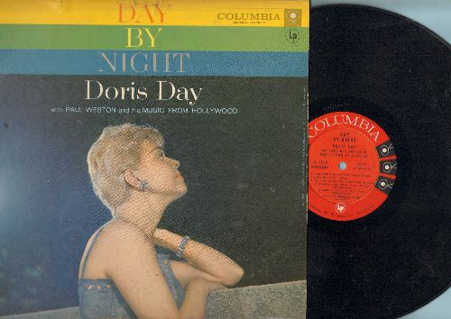 Day, Doris - Day By Night: Dream A Little Dream Of Me, You Do Something To Me, Wrap Your Troubles In Dreams (Vinyl MONO LP record) - EX8/VG6 - LP Records