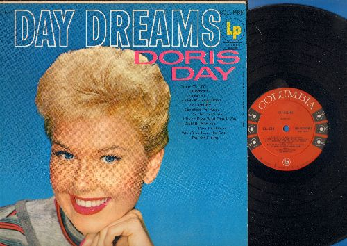 Day, Doris - Day Dreams: Bewitched, You Go To My Head, Darn That Dream, You're My Thrill (Vinyl MONO LP record, NICE condition!) - NM9/EX8 - LP Records