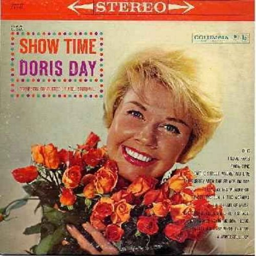 Day, Doris - Show Time: I Love Paris, People Will Say We're In Love, The Sound Of Music, I've Grown Accustomed To His Face (Vinyl STEREO LP record) - EX8/EX8 - LP Records