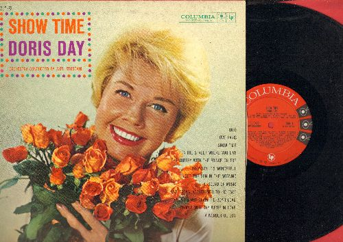 Day, Doris - Show Time: I Love Paris, People Will Say We're In Love, The Sound Of Music, I've Grown Accustomed To His Face (Vinyl MONO LP record) - NM9/EX8 - LP Records