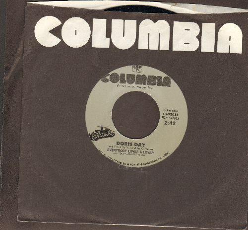 Day, Doris - Everybody Loves A Lover/Instant Love (with juke box label) - EX8/ - 45 rpm Records