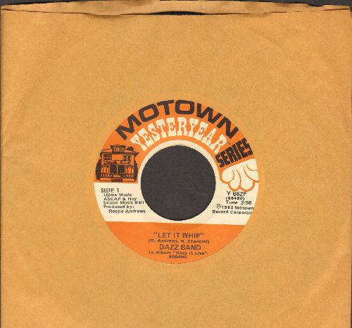 Dazz Band - Let It Whip/Knock! Knock! (double-hit re-issue) - EX8/ - 45 rpm Records
