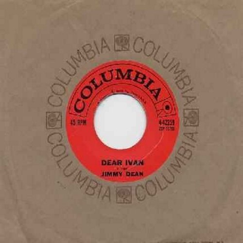 Dean, Jimmy - Dear Ivan/Smoke, Smoke, Smoke That Cigarette (with original company sleeve) - NM9/ - 45 rpm Records