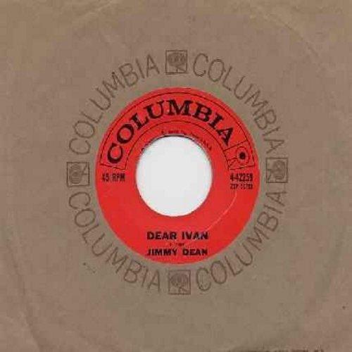 Dean, Jimmy - Dear Ivan/Smoke, Smoke, Smoke That Cigarette (with original company sleeve) - NM9/ - 45 rpm Records