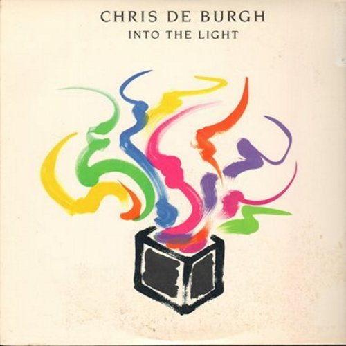 De Burgh, Chris - Into The Light: The Lady In Red, The Spirit Of Man, The Vision, For Rosanna, Say Goddbye To It All (Vinyl LP record) - NM9/EX8 - LP Records
