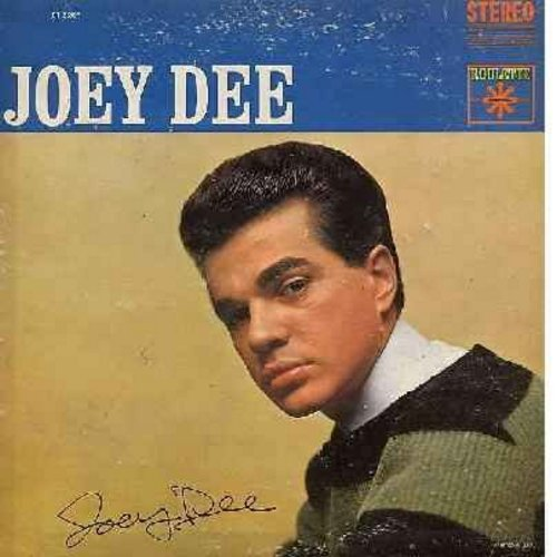 Dee, Joey - Joey Dee: I Lost My Baby, The Itch, I Know, You Can't Hide From Love, Sweetheart Sugar-Pie (Vinyl STEREO LP record) - NM9/VG7 - LP Records
