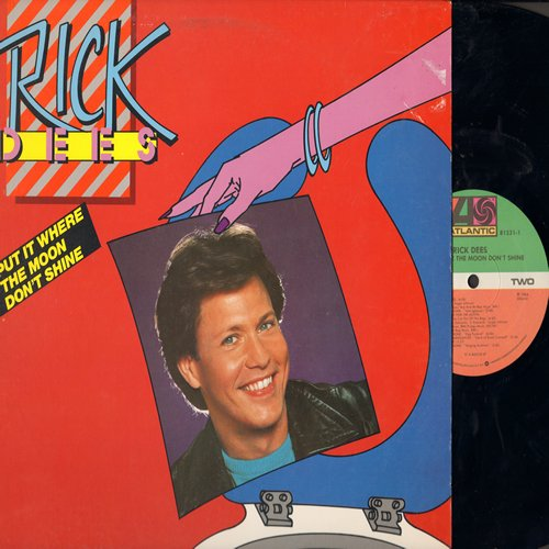 Dees, Rick - Put It Where The Moon Don't Shine: Eat My Shorts, Get Nekked, Ratt Rage, At The Movies (vinyl STEREO LP record) - NM9/NM9 - LP Records