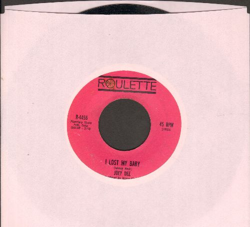 Dee, Joey & The Starliters - I Lost My Baby/Keep Your Mind On What You're Doin'  - EX8/ - 45 rpm Records