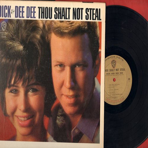 Dick & Dee Dee - Thou Shalt Not Steal: Be My Baby, How Do You Do It, Wee-Oop, Tell Me Why, Remember When, Where Did The Good Times Go (Vinyl LP record) - EX8/EX8 - LP Records