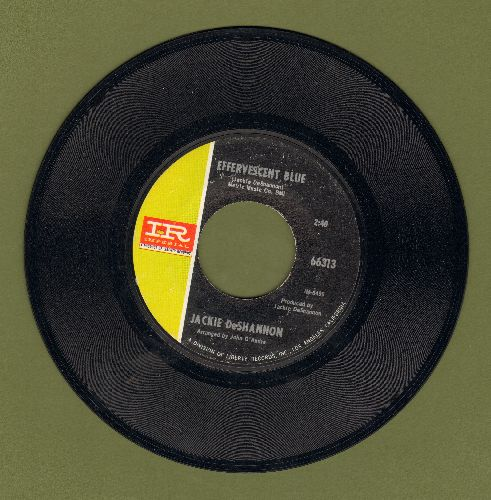 DeShannon, Jackie - Effervescent Blue (Alternate B-Side!)/The Weight - NM9/ - 45 rpm Records
