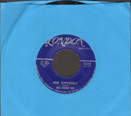 Denver, Karl Trio - Joe Sweeney/Marcheta - EX8/ - 45 rpm Records