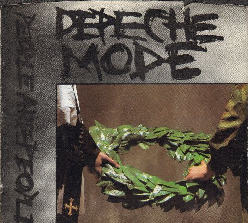 Depeche Mode - People Are People/In Your Memory (with picture sleeve) - VG7/EX8 - 45 rpm Records