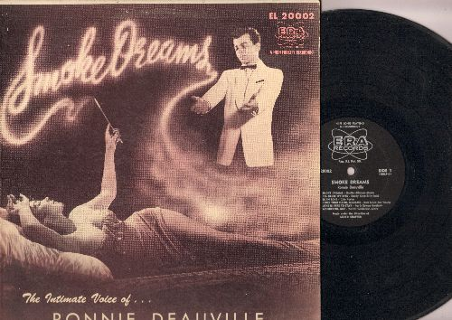 Deauville, Ronnie - Smoke Dreams: So In Love, Wonderful One, Love Is Here To Stay, I Had The Craziest Dream, Say It Isn't So (Vinyl MONO LP rercord) - VG7/VG7 - LP Records