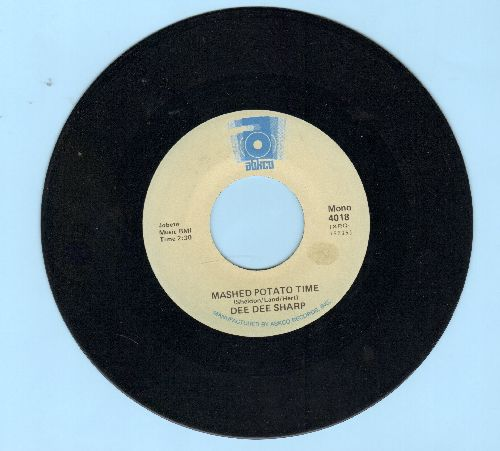 Sharp, Dee Dee - Mashed Potato Time/Ride (double-hit re-issue) - EX8/ - 45 rpm Records