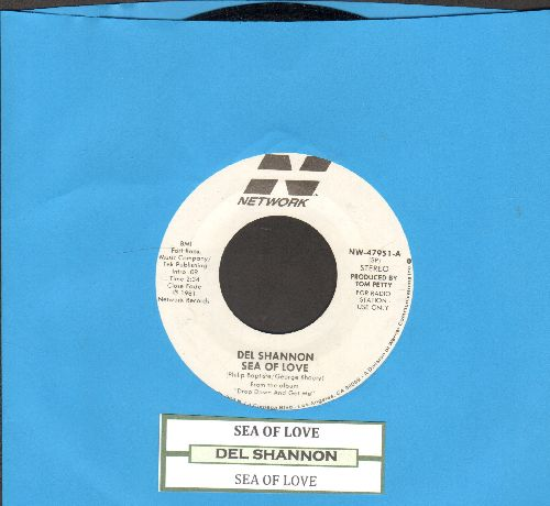 Shannon, Del - Sea Of Love (double-A-sided DJ advance pressing with juke box label) - NM9/ - 45 rpm Records