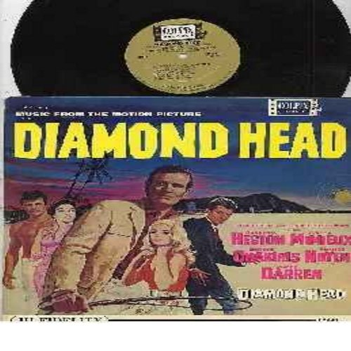 Diamond Head - Diamond Head - Original Motion Picture Sound Track featuring Theme Song by James Darren (Vinyl MONO LP record) - NM9/VG7 - LP Records