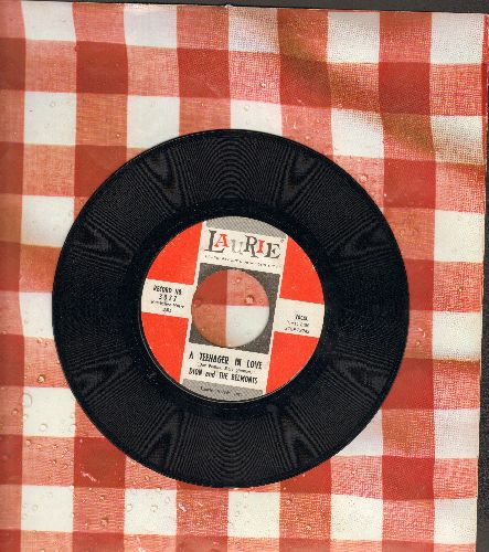 Dion & The Belmonts - A Teenager In Love/I've Cried Before - EX8/ - 45 rpm Records
