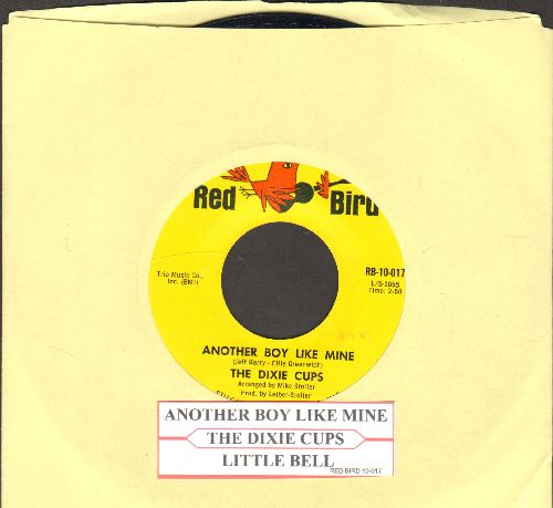 Dixie Cups - Another Boy Like Mine/Little Bell  - VG7/ - 45 rpm Records