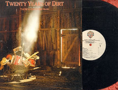 Nitty Gritty Dirt Band - Twenty Years Of Dirt: Mr. Bojangles, Fire In The Sky, Dance Little Jean, High Horse, Stand A Little Rain (vinyl LP record) - NM9/NN9 - LP Records
