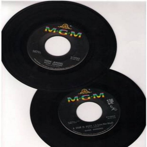 Dinning, Mark - 2 for 1 Special: Teen Angel/A Star Is Born (2 original first issue 45rpm records for the price of 1!) - EX8/ - 45 rpm Records