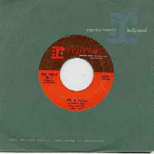 Dino, Desi & Billy - I'm A Fool/So Many Ways (with Reprise company sleeve) - VG7/ - 45 rpm Records