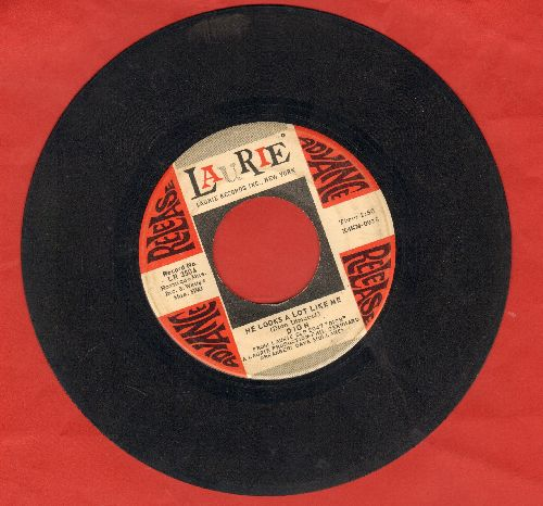 Dion - He Looks A Lot Like Me/Loving You Is Sweeter Than Ever (DJ advance pressing) - VG7/ - 45 rpm Records