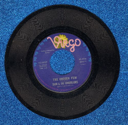 Dion & The Timberlanes - The Chosen Few/The Loser (by The Skyliners on flip-side) (re-issue) - M10/ - 45 rpm Records