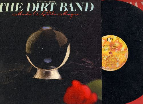 Dirt Band - Make A Little Magic: Riding Alone, Anxious Heart, Harmony, Mullen's Farewell To America (vinyl LP record) - NM9/EX8 - LP Records