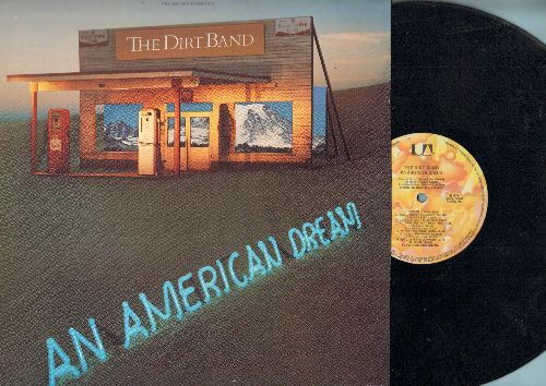 Dirt Band - An American Dream: In Her Eyes, Take Me Back, Dance The Night Away, New Orleans, Happy Feet, Wolverton Mountain (vinyl LP record) - NM9/NM9 - LP Records