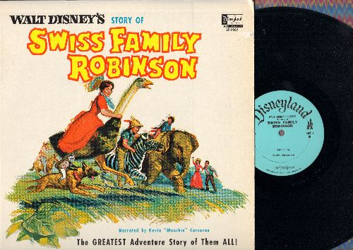 Disney - Swiss Family Robinson - Narrated by Kevin